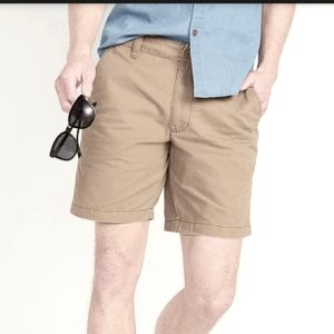 Old Navy lived-in straight shorts